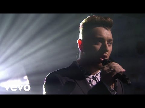 Sam Smith  Lay Me Down  at The BRIT Awards 2015