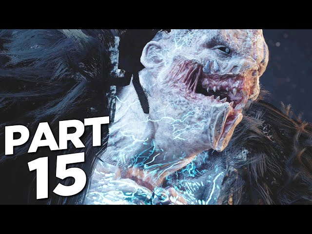 YAGAK BOSS BATTLE in OUTRIDERS PS5 Walkthrough Gameplay Part 15 (FULL GAME)