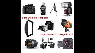Introdução - Comprando Equipamentos Fotográficos