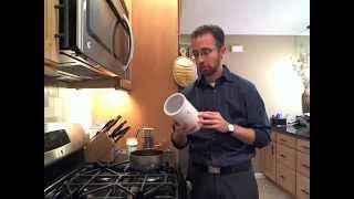How To Cook Steel Cut Oats Overnight -- A Week Of Breakfast