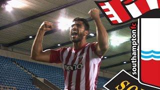 GOAL: Pellè scores first Southampton goal to seal cup progress