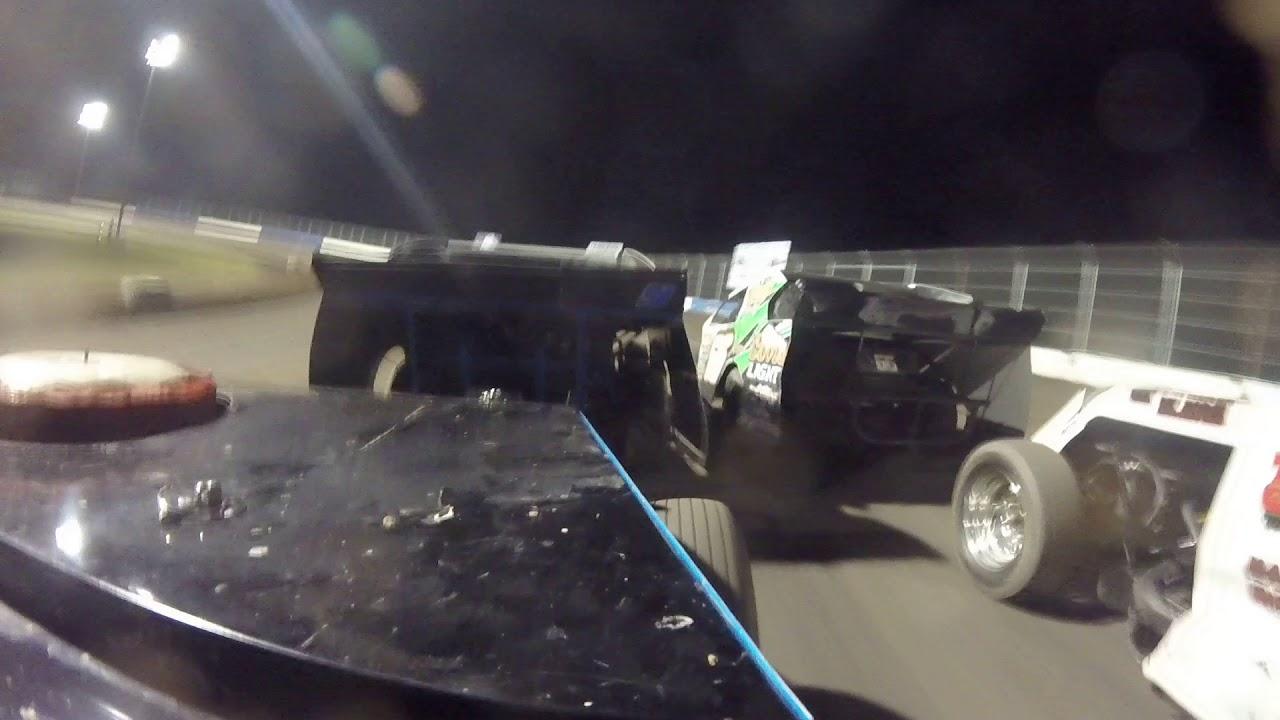 Southern Sportmod Onboard! Longdale Speedway | Mark Smith