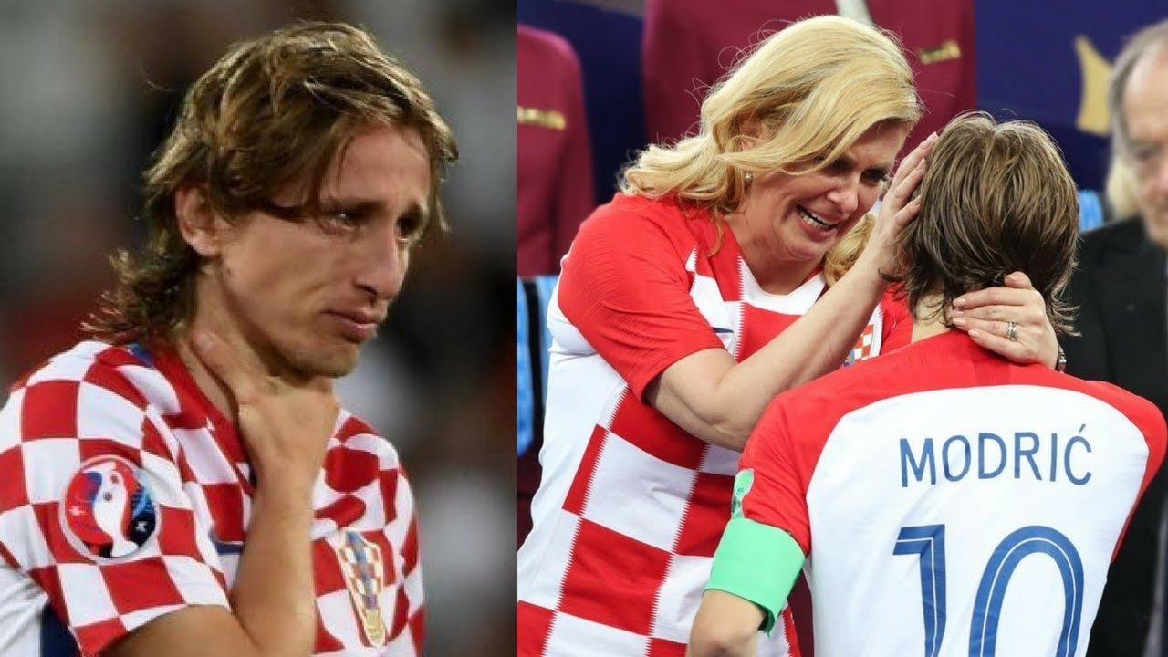 Meilleur joueur FIFA: Le message de la présidente croate à Luka Modric
