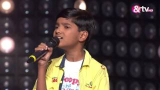 Ayush Kotwal - Blind Audition - Episode 3 - July 30, 2016 - The Voice India Kids