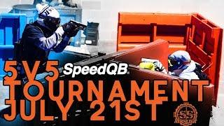 SpeedQB Speedsoft 5v5 Tournament at SS Airsoft July 21st 2018