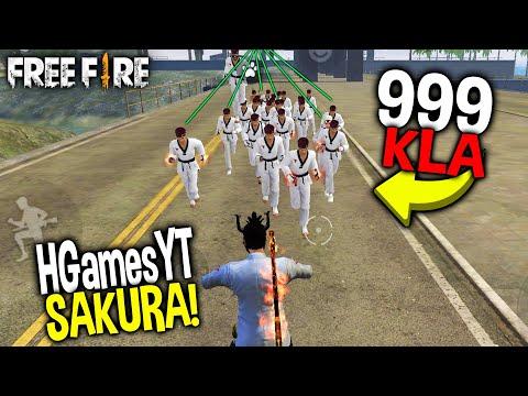 99 KLA! Contra HGamesYT! - FREE FIRE