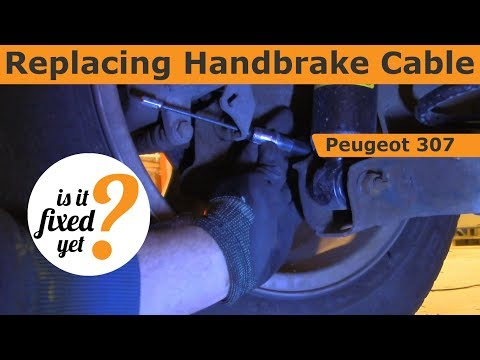 How to change fuel filter 1.6 HDI Peugeot 307 308 and C ...