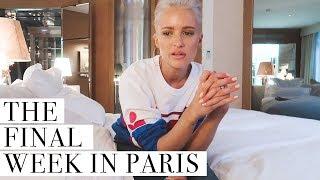 I feel like my heart's not in it | Paris | Vlog 121
