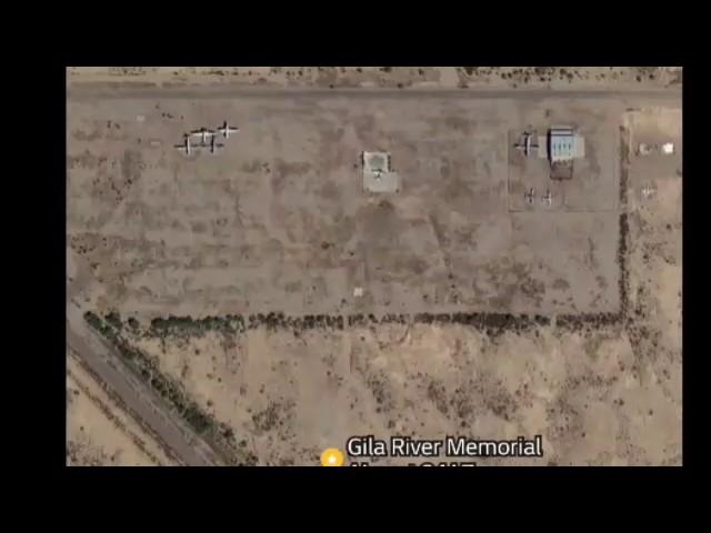 Abandoned Airfield Arizona