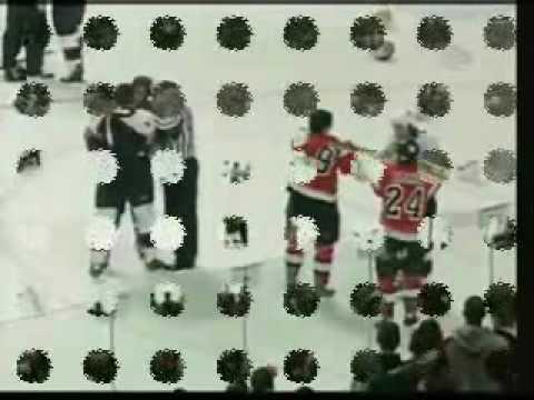 Crazy Hockey Fight
