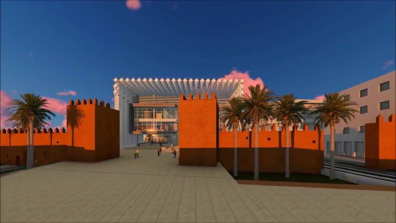 La nouvelle gare de rabat ville bladi youtube