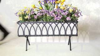 Arched Planter Stand