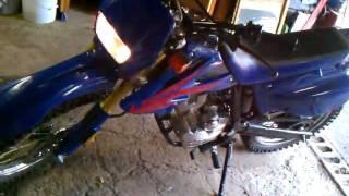 Lifan gy-6 200cc enduro