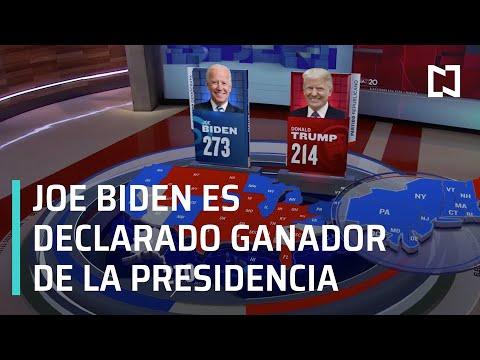 Joe Biden: medios de comunicación de EEUU le dan la victoria - Sábados de Foro