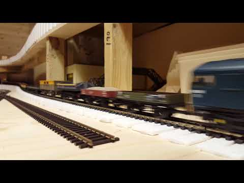 24081 on a weekend engineering train #4
