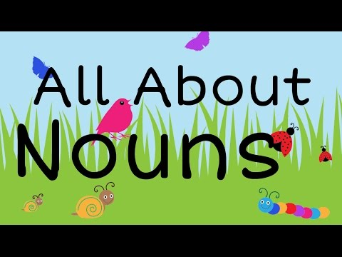 All About Nouns: English Grammar for Kids - FreeSchool