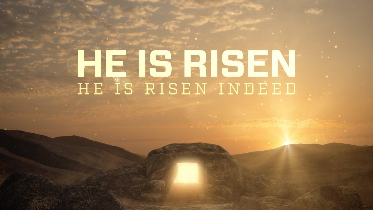 Easter Worship - April 4, 2021