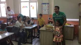 Pendik Çamlık İlköğretim Okulu 1-D 2015-2016