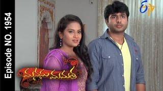 Manasu Mamata | 27th April 2017 | Full Episode No 1954| ETV Telugu