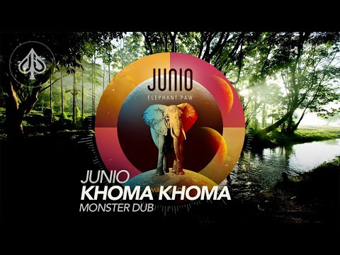 Junio - Elephant Paw - 07 - Khoma Khoma - Monster Dub