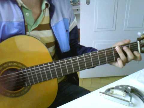 portishead -roads guitar cover