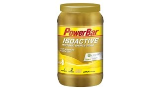 PowerBar ISOACTIVE Energizing Sports Drink 1320g Lemon