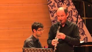 Philippe Cuper plays Cavalleria Rusticana Fantasy (Mascagni/ Della Giaccoma)