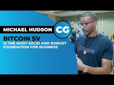 Bitstocks' Michael Hudson: For Miners To Feel Truly Secure, 'we Need Genuine Merchants'