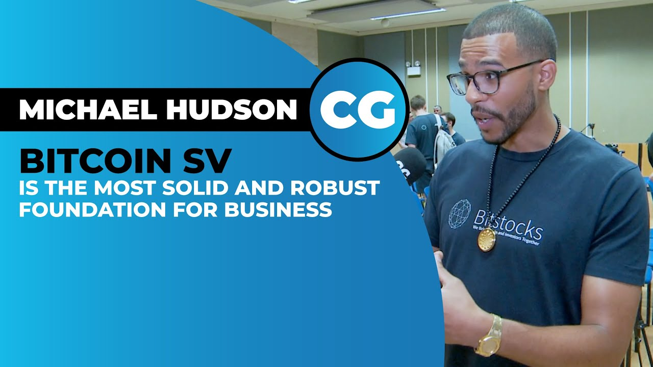 michael hudson cryptocurrency