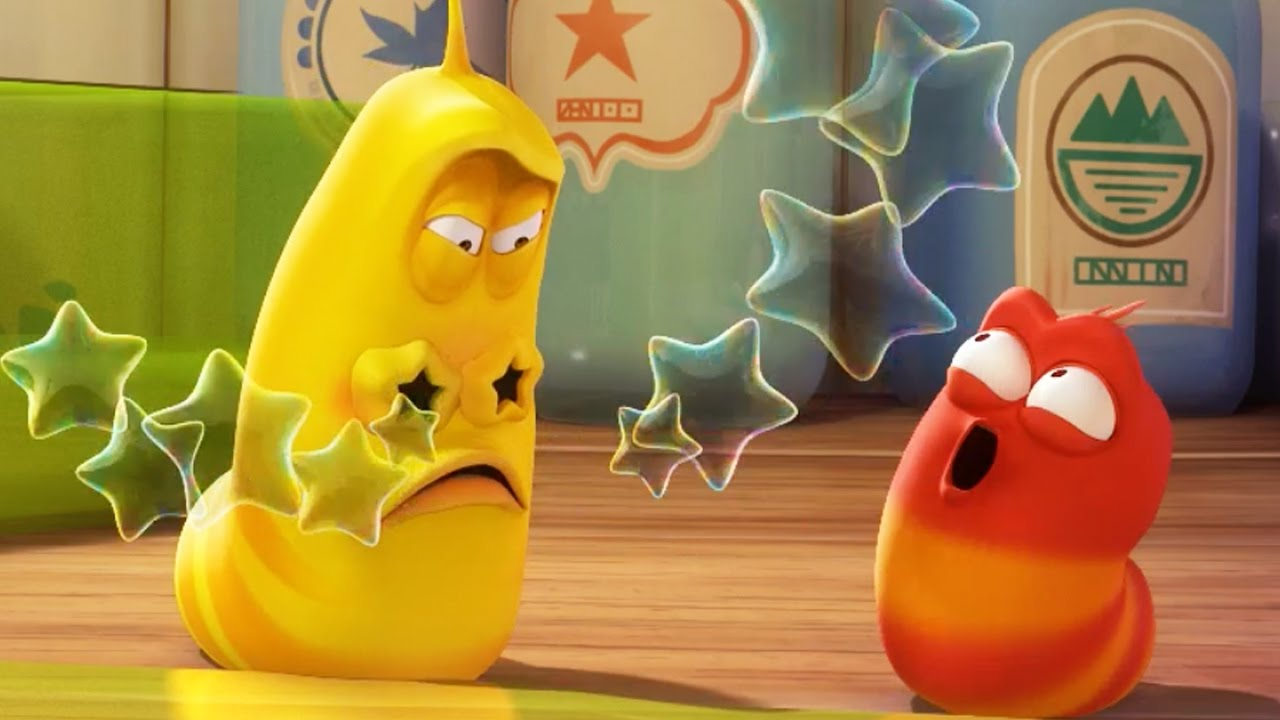 LARVA - SOAP BUBBLES | Cartoon Movie | Videos For Kids | Larva Cartoon | LARVA Official