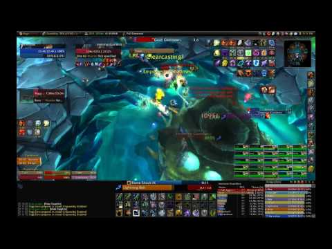 Wrath of the Righteous vs Yogg Saron PART 2 [HD]