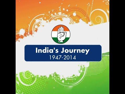 Indian National Congress represents the progressive soul of India