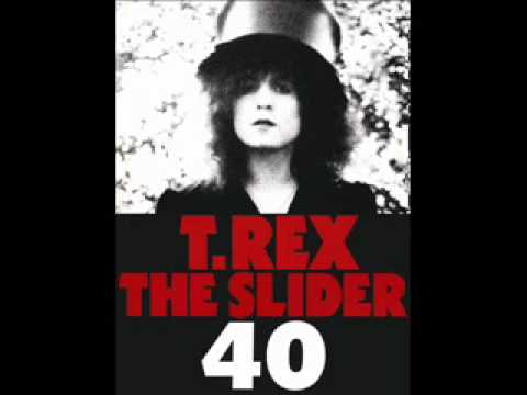 T - The Slider 40th Anniversary Box Set - BBC 6Music feature