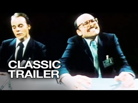 Scanners Official Trailer #1 - Michael Ironside Movie (1981) HD