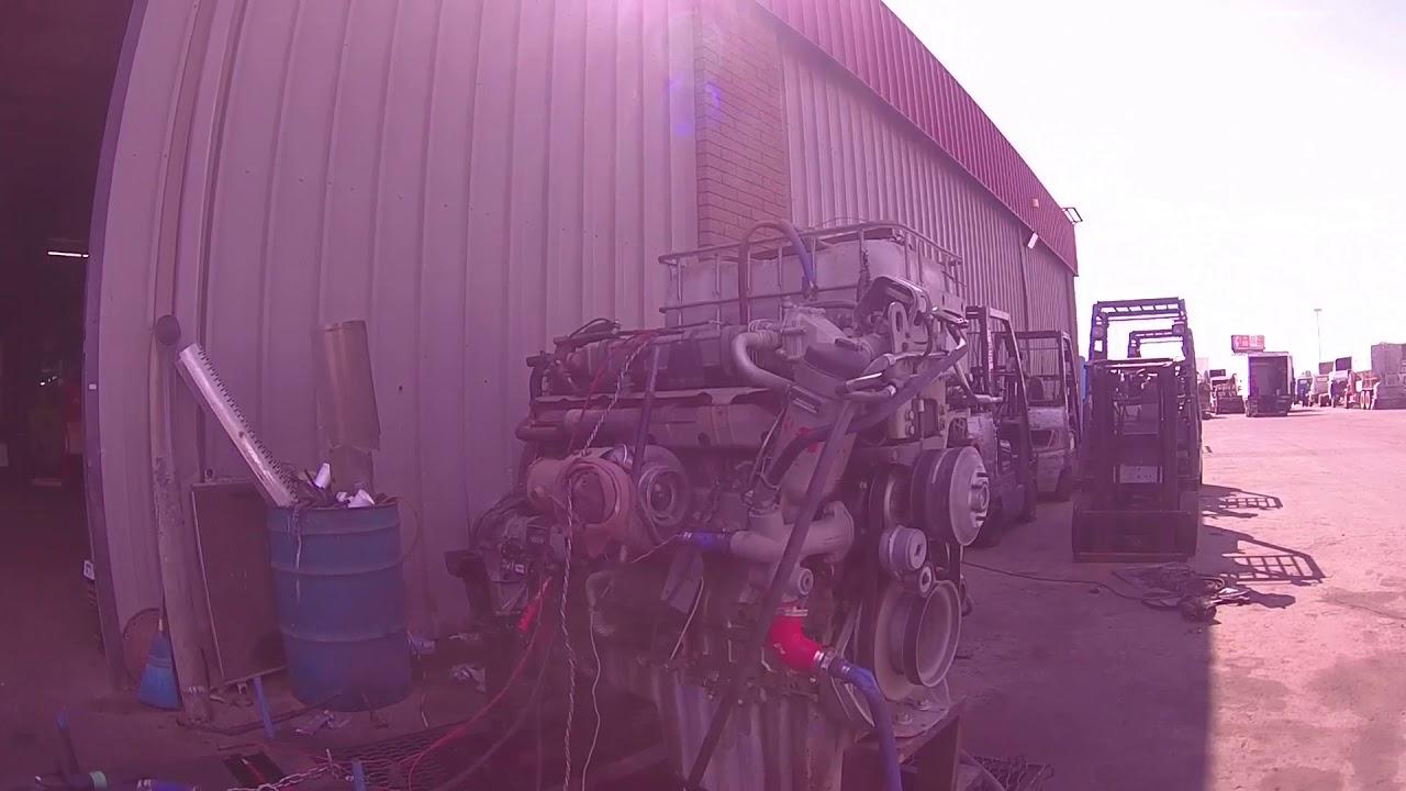 MERCEDES MBE-4000 12 8L 450HP