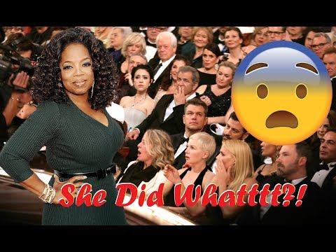 Oprah Winfrey Leaves Hollywood Stunned | Facing Backlash | Michael Jackson |