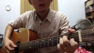 Người nào đó (JustaTee) Guitar Cover by Viprocker