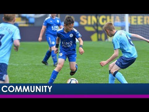LCFC Host Premier League Tournament