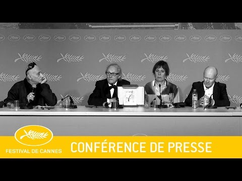 LAUREATS - Press Conference - EV - Cannes 2016
