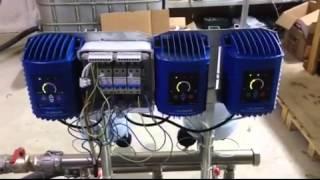 видео насосная установка повышения давления