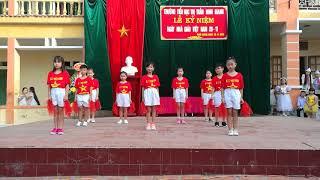 Clip Văn Nghệ Lớp 3B thị trấn Ninh Giang