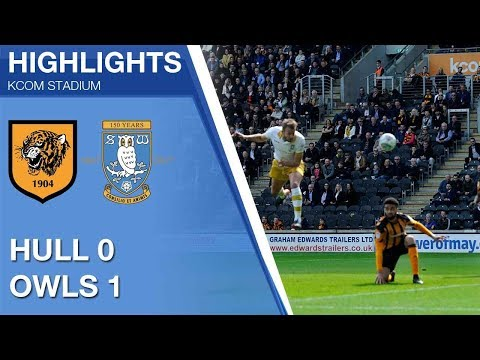 Hull City 0 Sheffield Wednesday 1 | Extended highlights | 2017/18