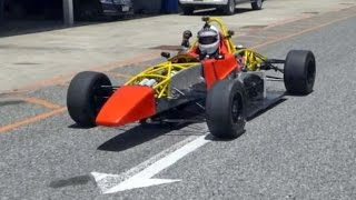 First Drive: Ludemann Formula 1000 Race Car! (Extended Cut)