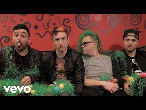 WALK THE MOON - Different Colors (Official Video)