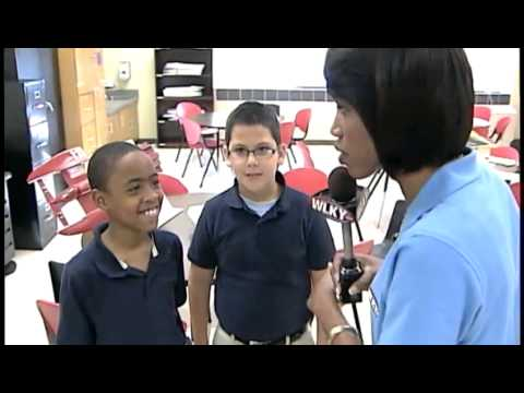 WLKY Cribs: Maupin Elementary School