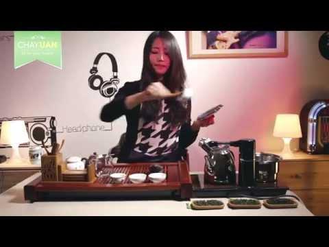 Как правильно заваривать китайский зеленый чай | ChaYuan чайная компания
