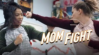 MOM FIGHT - (An Action Comedy Short Film)