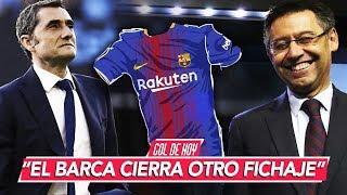 """""""El ÚLTIMO FICHAJE del BARCELONA"""" I """"Rakitic se queda"""" I #goldehoy"""