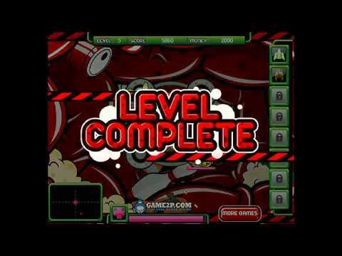 Flash Game Follies - Ovum Defender 2