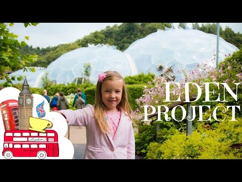 Eden Project with Alissa